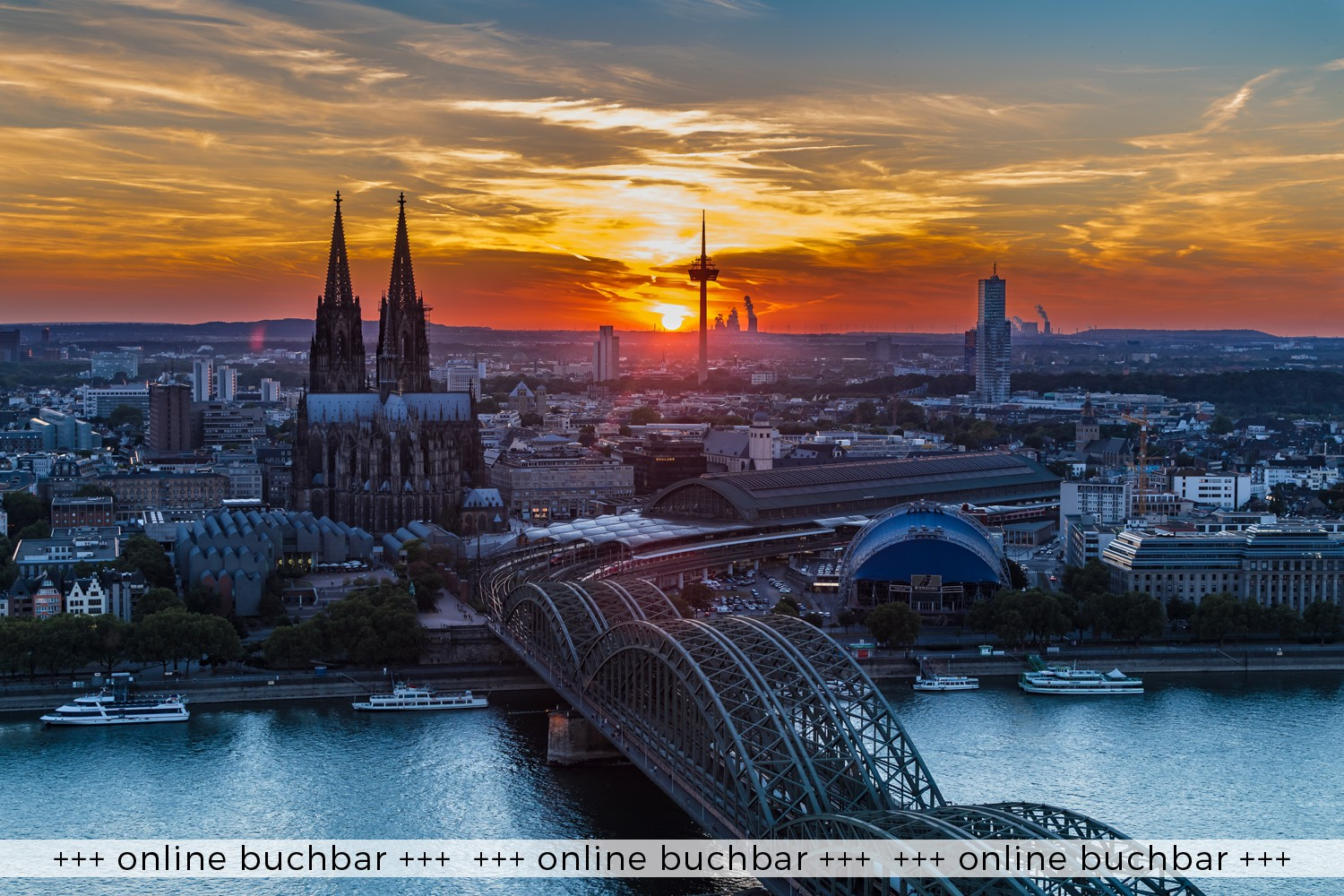 Enjoy a 3 days holiday at the 4* H+ Hotel Köln Hürth in the cathedral city Cologne