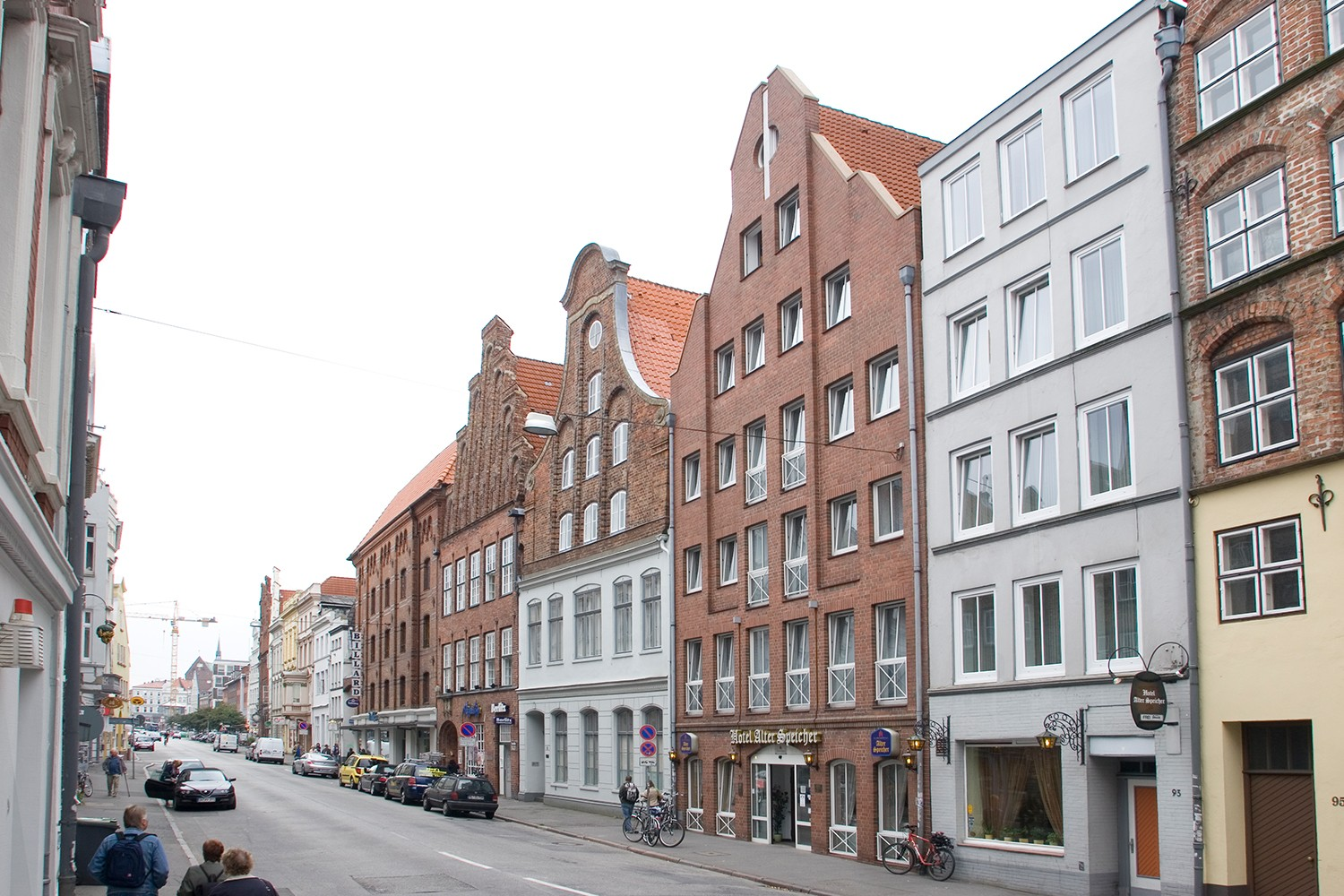 3 days romance for two in Hotel Alter Speicher Lübeck *** S