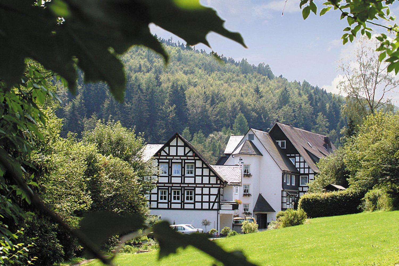 4 Tage im *** Hotel & Gasthof Hubertushöhe das Sauerland erleben und genießen