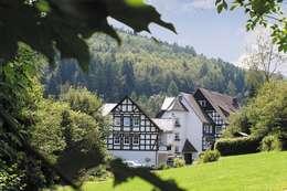 4 Tage im *** Hotel & Gasthof Hubertushöhe das Sauerland erleben und genießen 001
