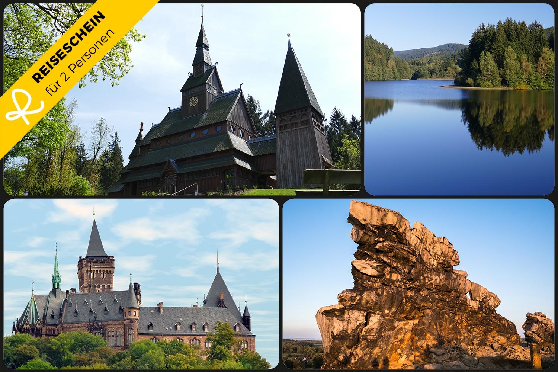 3 Tage im Urlaubsparadies Altenbrak - Zum Harze...