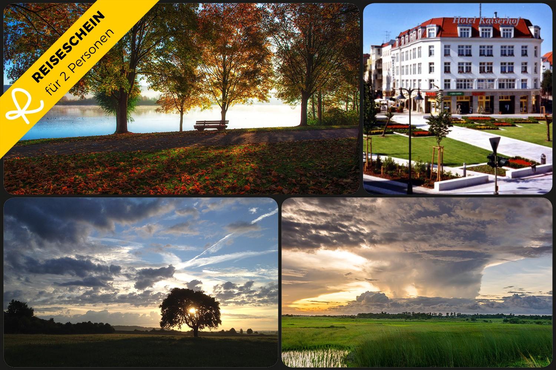 3 Tage nach Fürstenwalde bei Berlin im Hotel Ka...
