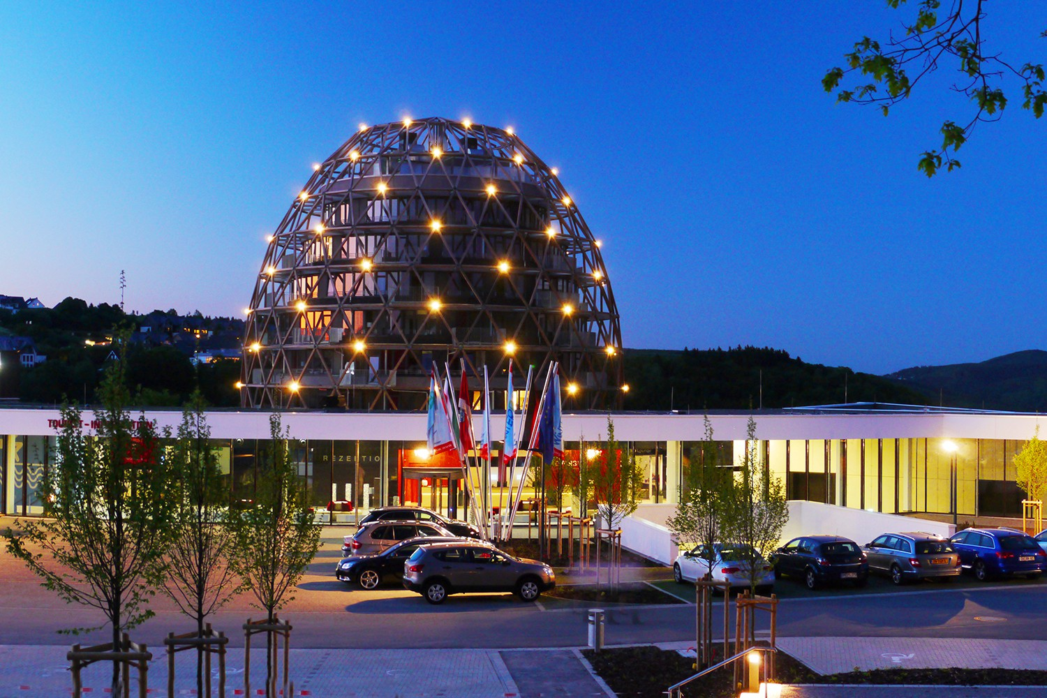 3 days holiday flair in Oversum Vital Resort Winterberg **** S