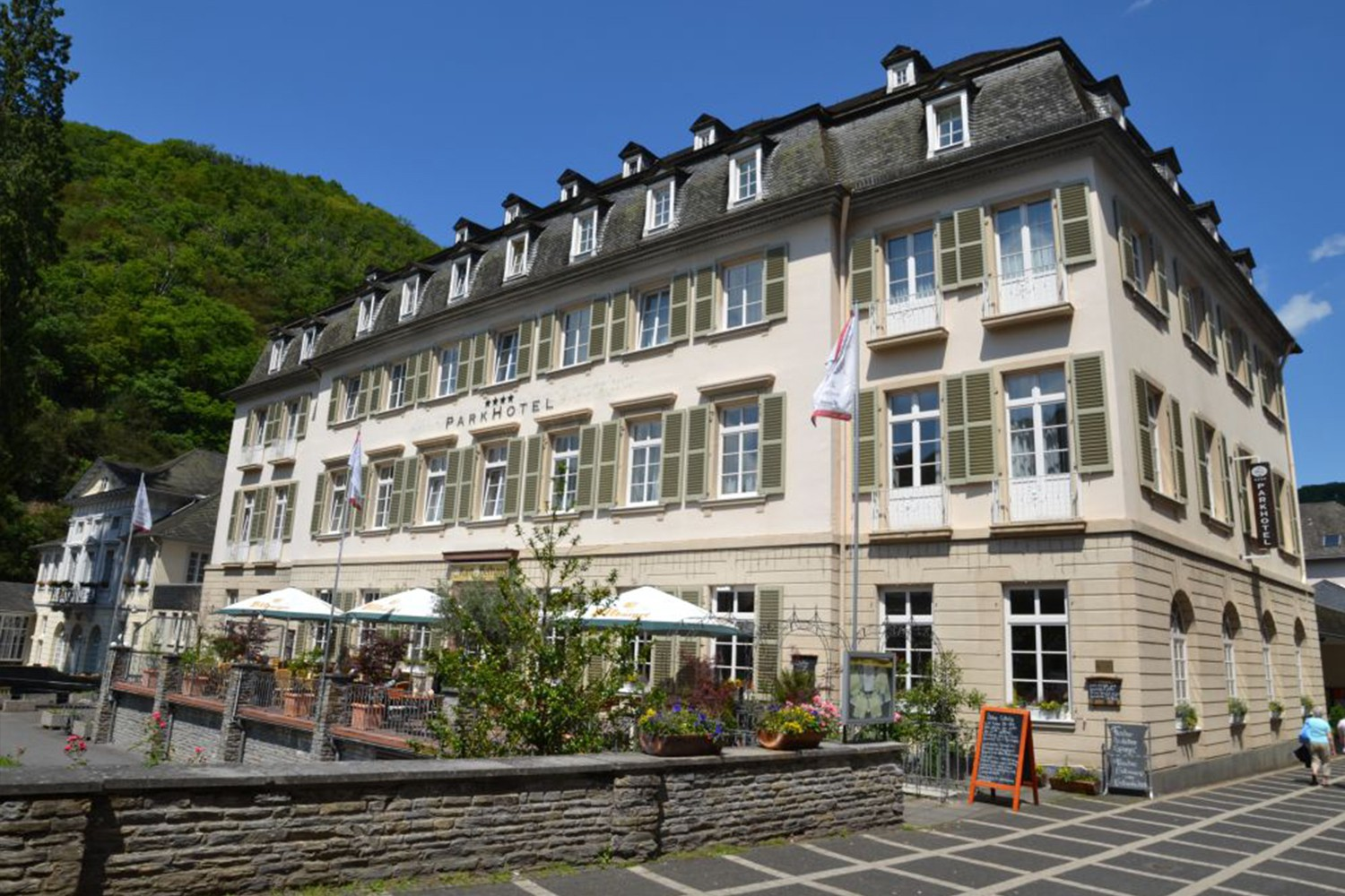 3 days on the Mosel at the Parkhotel Bad Bertrich