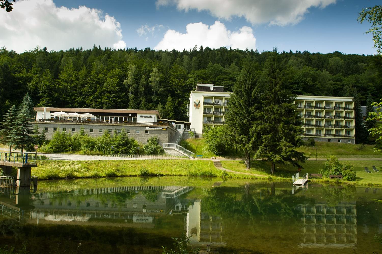 6 days short break in Erlbach at the Hotel Schwarzbachtal