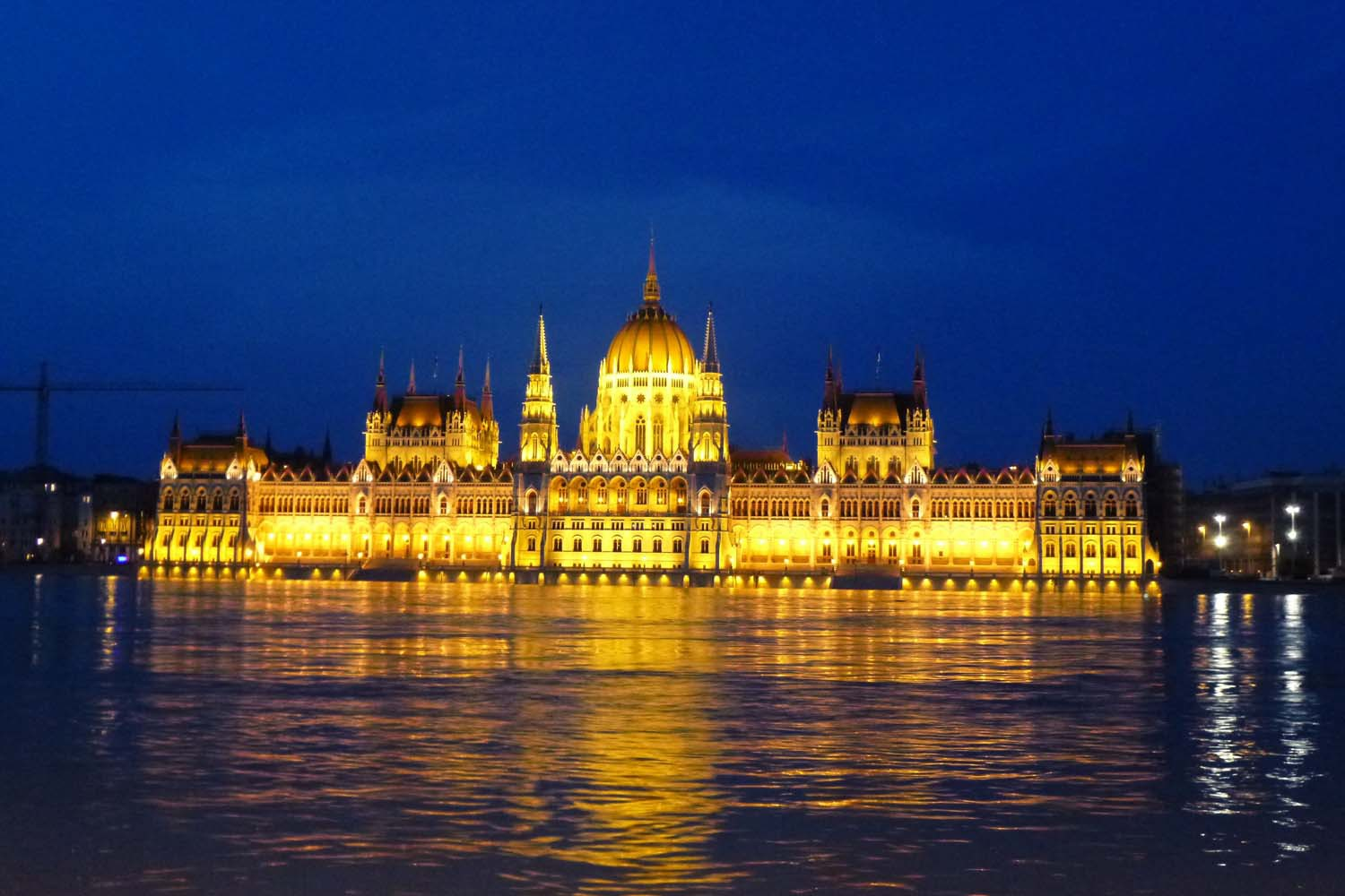 3 Tage im **** Hotel Rubin Wellness & Conference in Budapest