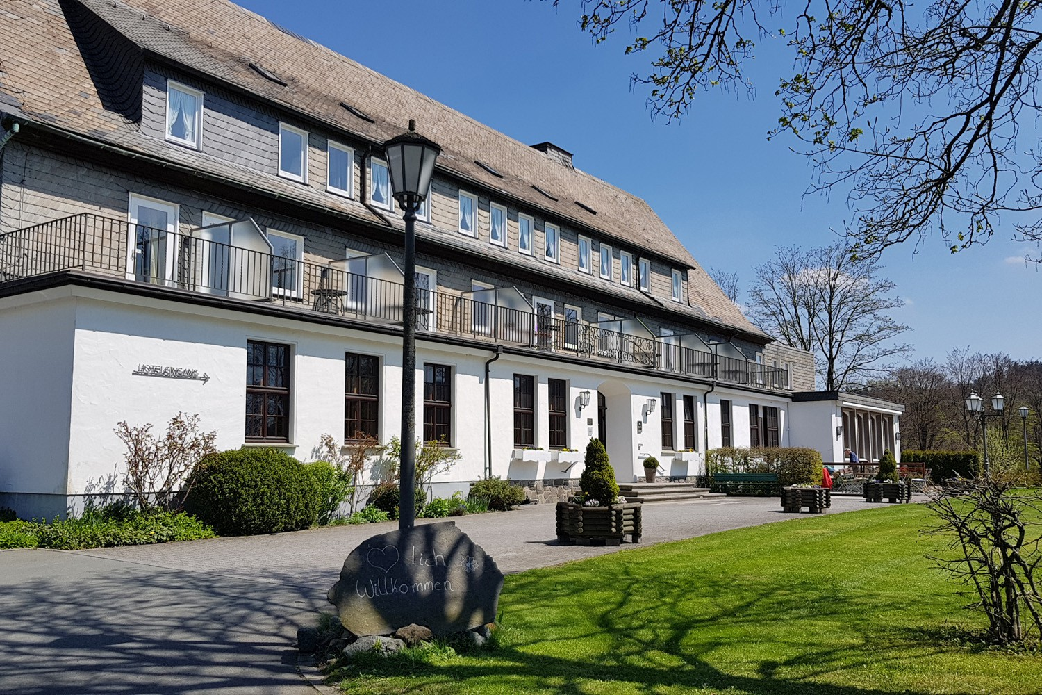 3 days 4* Berghotel Hoher Knochen in Schmallenberg in the Sauerland
