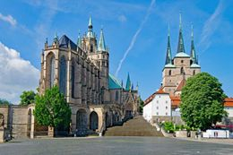 4 days to Erfurt in the IBIS Hotel **