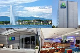 3 Tage im *** Holiday Inn Express Hotel Geneva Airport in Genf