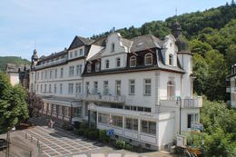 4 days on the Mosel at Kurhotel Quellenhof Bad Bertrich 001