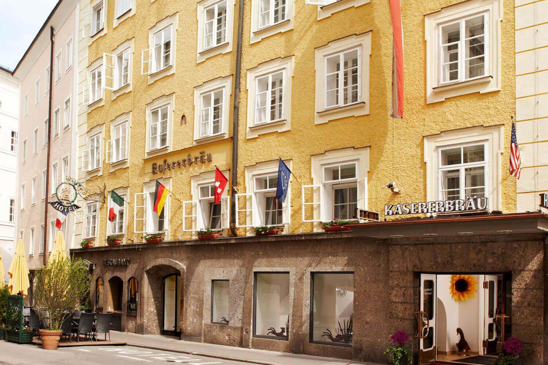 3 Tage im 4* Altstadthotel Kasererbräu in der Mozartstadt Salzburg