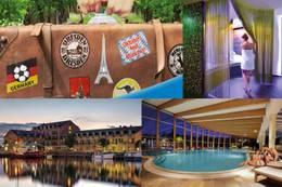 Urlaub in Deutschland  -  3  Tage für Zwei in über 100 Hotels  -  Ideal zum Verschenken