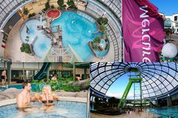 3 days in the 4*S Mercure Hotel am Centro Oberhausen incl. 2 tickets for the AQUApark in Oberhausen