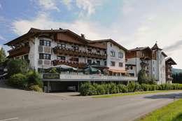 In den Bergen relaxen im 4* Hotel Sonneck in Kössen - Tirol 001