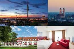 3 Tage im AZIMUT Hotel Erding in Erding nahe München erleben