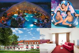 3 days Azimut Hotel Erding & 2 day passes for the Therme Erding