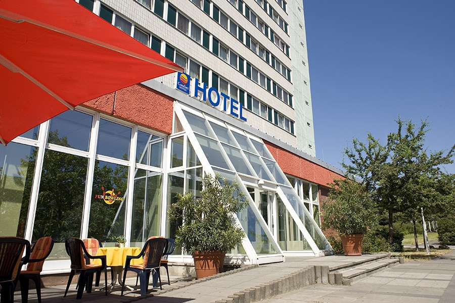 Comfort Hotel Stadt Hamburg