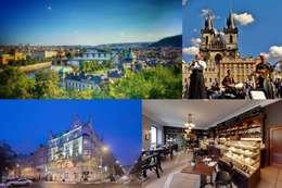 Städtereise zu zweit im 4* Hotel Union Prag in der goldenen Stadt erleben 001