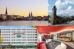 3 Tage zu zweit im Quality Hotel Ambassador Hamburg - dem Tor zur Welt 001