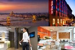 3 Tage zu zweit im Royal Park Boutique Hotel in Budapest 001