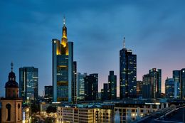 3 days in Frankfurt at the Best Western Macrander Hotel ****