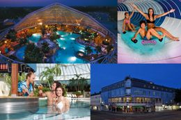 3 days at the Hotel Central Dachau **** & 2 day passes for the Therme Erding