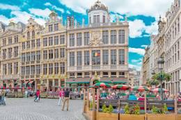 Kurzurlaub zu zweit im 3* BEST WESTERN Hotel Brussels South in der belgischen Hauptstadt