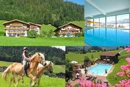 8 Tage zu viert Familienurlaub im Alpin Apart - Salzburger Land inkl. Reitstunden
