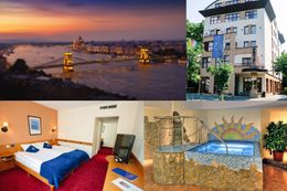 Experience 4 days in Mediterranean Hotel **** in Budapest and enjoy
