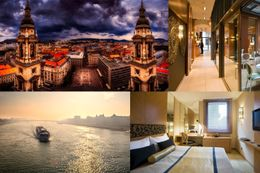 Experience and enjoy 2 days in Hotel Marmara **** in Budapest