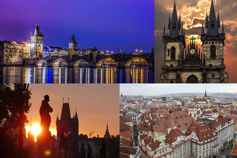 3 Tage für 2 Personen im **** Hotel Louis Leger in Prag erleben