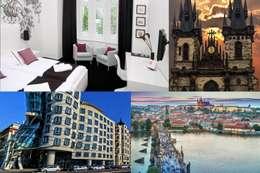 4 Tage für 2 Personen im 3*S My Hotel Apollon in Prag erleben