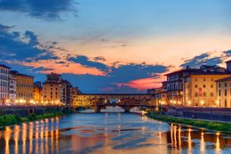 Experience 4 days for two at the HHB Hotel Firenze Santa Maria Novella directly in Florence