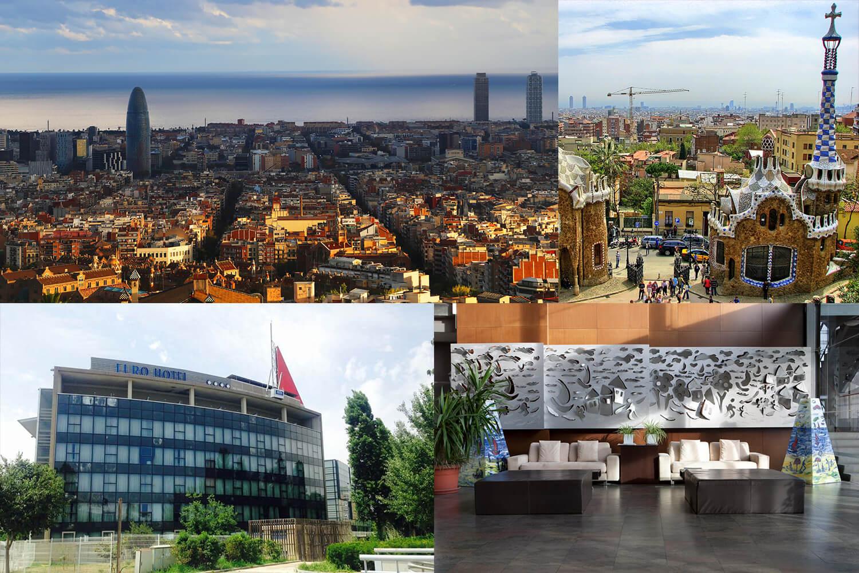 3 Tage für 2 Personen im 4**** Eurohotel Gran Via Fira in Barcelona erleben