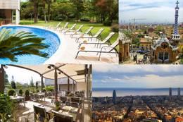Erleben Sie 4 Tage zu zweit im 4**** Hotel Novotel Barcelona Cornella