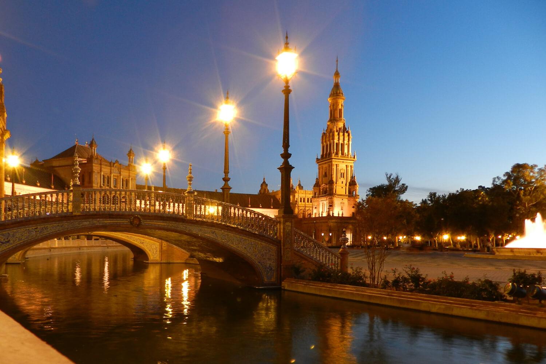 Spanien zu zweit im 4* Hotel VERTICE SEVILLA in Sevilla erleben