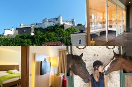3 days in the mountains at the 4* Activhotel Momentum in Austria near Salzburg