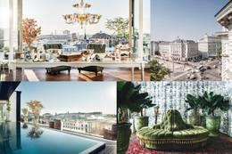 Luxus zu zweit im 5* Grand Ferdinand Hotel Wien der Stadt der Musik erleben 001