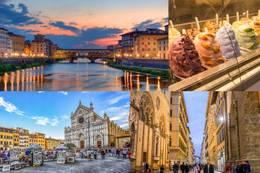 3 Tage für zwei im 3* Hotel Astor in Florenz in der Toskana erleben