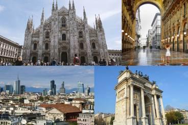 Kurzurlaub Mailand Hotelgutscheine Gunstig Reiseschein De