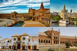 3 Tage für 2 im 3* San Pablo Hotel Seville in Sevilla / Spanien erleben 001