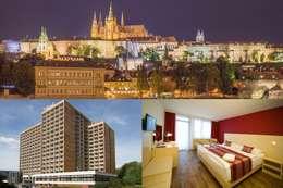 3 Tage für 2 im 3* Hotel Krystal in der tschechischen Hauptstadt Prag