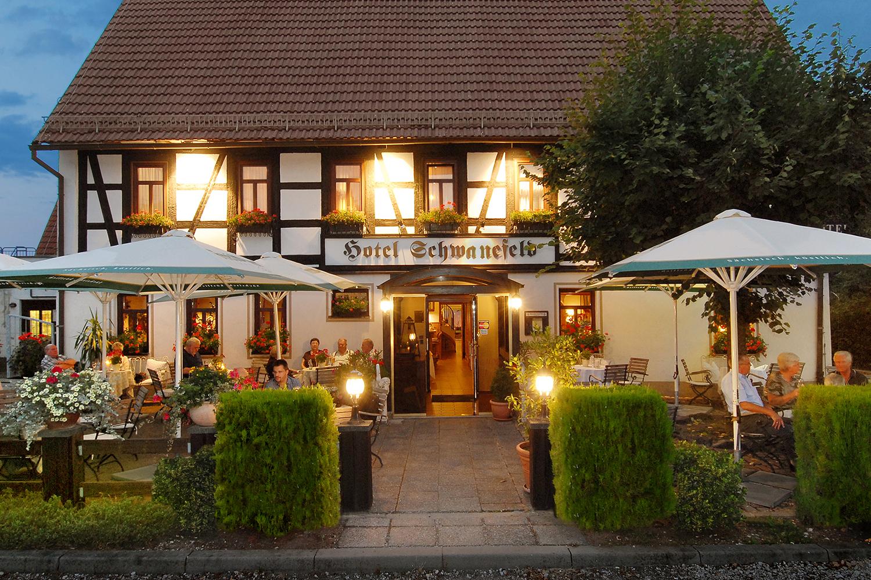 4 Tage Wellnessurlaub in Meerane im Romantik Hotel Schwanefeld
