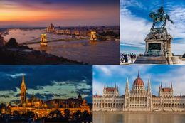 3 Tage für 2 im 3* Silver Hotel Budapest City Center in Ungarn