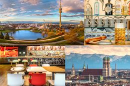2 Tage für Zwei im 3* Hotel ibis München Messe in der Weltstadt mit Herz erleben 001