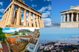 3 Tage für 2 im 3* Hotel RIO im Zentrum der griechischen Hauptstadt Athen