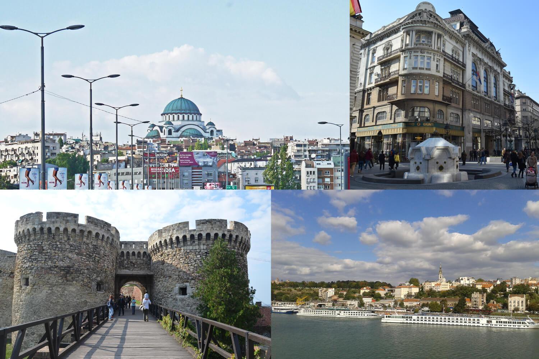 3 Tage für 2 im 3*S Hotel Happy Star Club in der serbischen Hauptstadt Belgrad