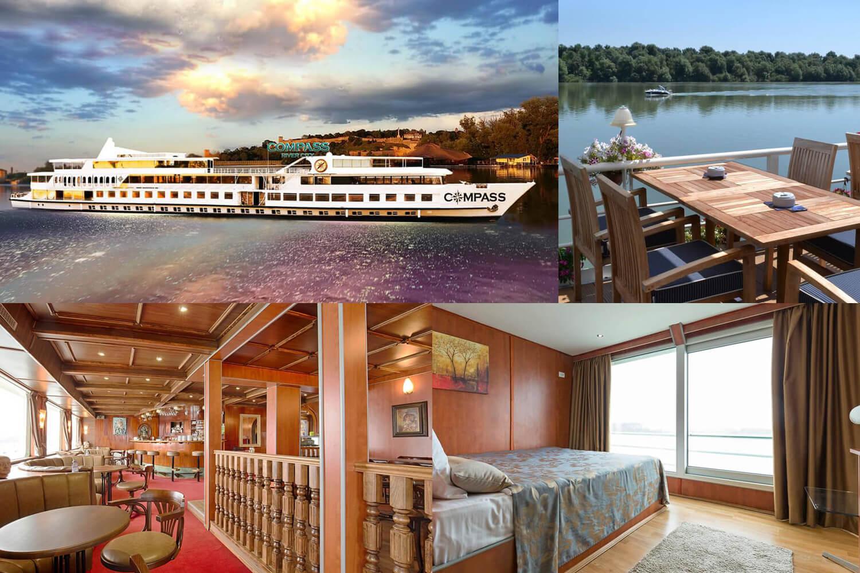 3 Tage für 2 im 3* Compass River City Hotel in der serbischen Hauptstadt Belgrad
