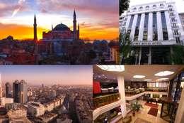 3 Tage für 2 im 4 Sterne Royal Hotel Istanbul die Stadt auf zwei Kontinenten 001