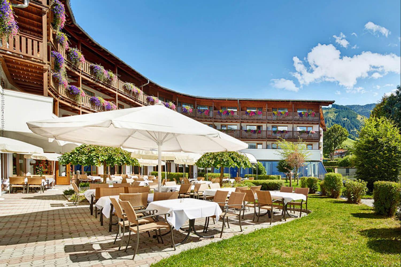 """4 Tage für zwei """"Das Alpenhaus Kaprun"""" mit Halbpension erleben"""